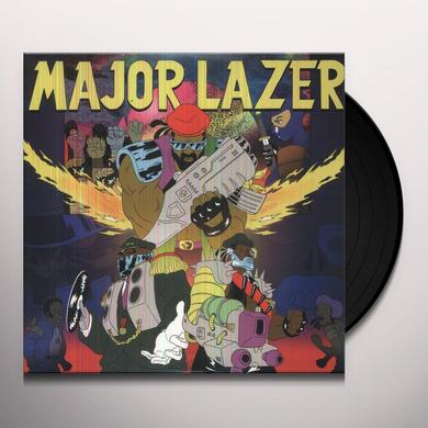 Major Lazer FREE THE UNIVERSE Vinyl Record - Digital Download Included