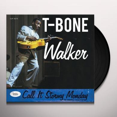 T-Bone Walker CALL IT STORMY MONDAY - THE ESSENTIAL COLLECTION Vinyl Record