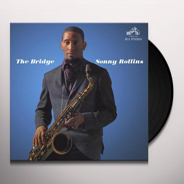 Sonny Rollins BRIDGE Vinyl Record - 180 Gram Pressing