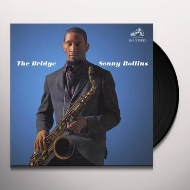 Sonny Rollins BRIDGE Vinyl Record - 180 Gram Pressing