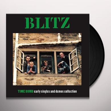 Blitz TIME BOMB: EARLY SINGLES & DEMOS COLLECTION Vinyl Record