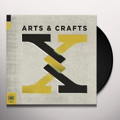 ARTS & CRAFTS: X / VARIOUS Vinyl Record