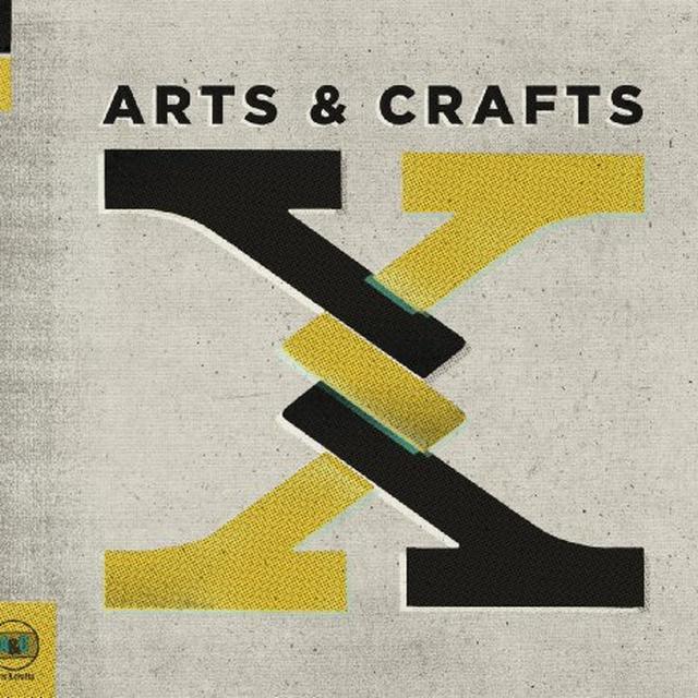 ARTS & CRAFTS: X / VARIOUS Vinyl Record