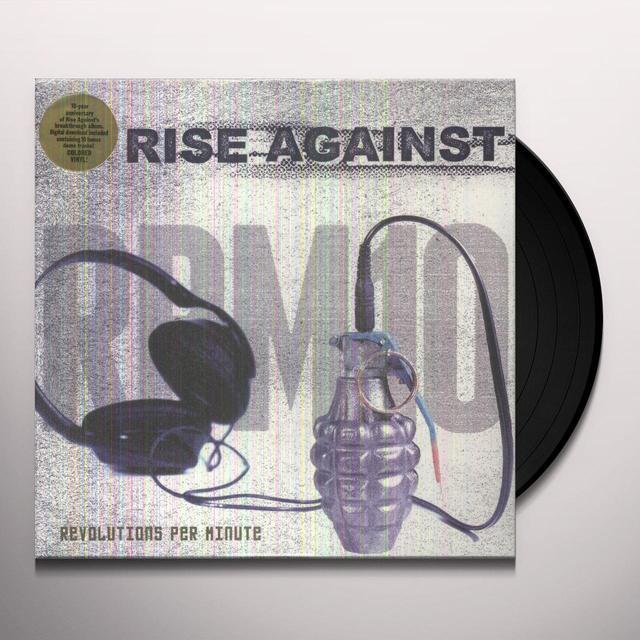 Rise Against RPM10 Vinyl Record