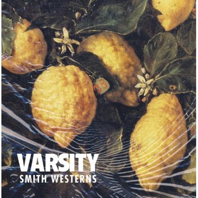 Smith Westerns VARSITY Vinyl Record