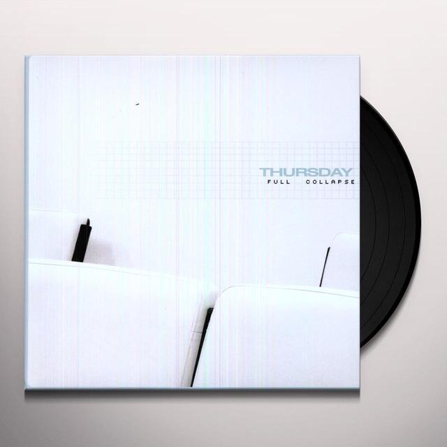 Thursday FULL COLLAPSE Vinyl Record