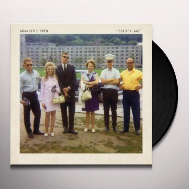 Grandchildren GOLDEN AGE Vinyl Record