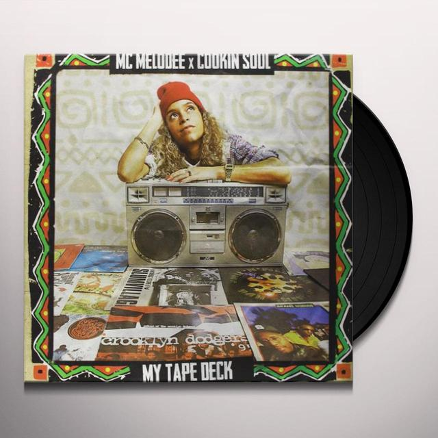 Mc Melodee MY TAPE DECK Vinyl Record