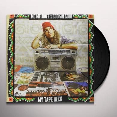 Mc Melodee MY TAPE DECK Vinyl Record