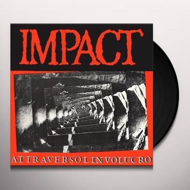 Impact ATTRAVERSO L'INVOLUCRO (EXTENDED VERSION) Vinyl Record
