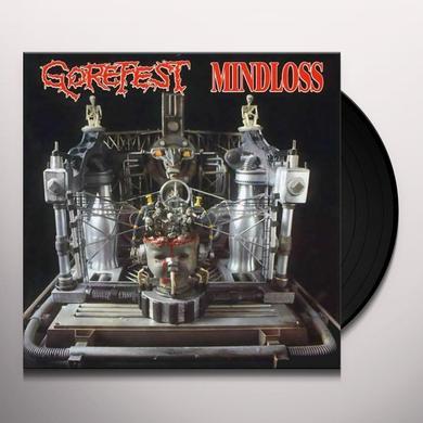 Gorefest MINDLOSS & DEMOS Vinyl Record