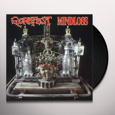 Gorefest MINDLOSS & DEMOS Vinyl Record - UK Import