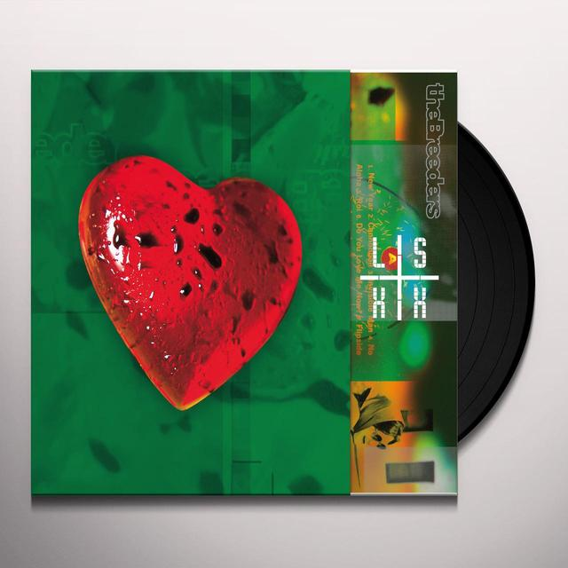 The Breeders LSXX (20TH ANNIVERSARY EDITION) Vinyl Record