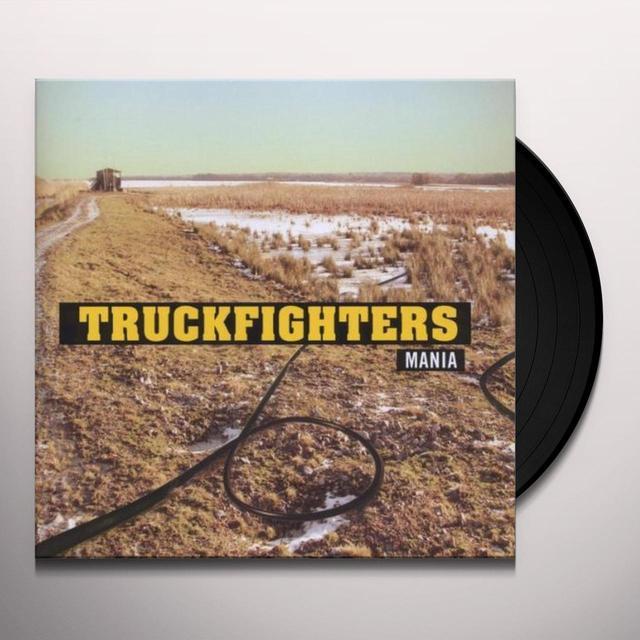 Truckfighters MANIA Vinyl Record