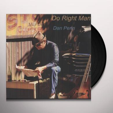 Dan Penn DO RIGHT MAN Vinyl Record - Holland Import