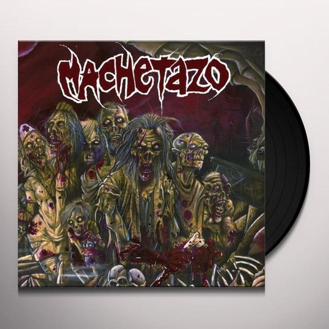Machetazo MUNDO CRIPTA Vinyl Record