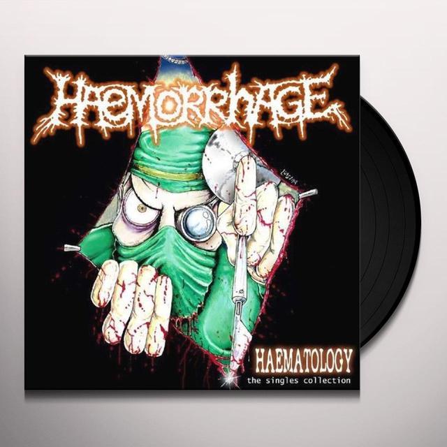 Haemorrhage HAEMATOLOGY Vinyl Record