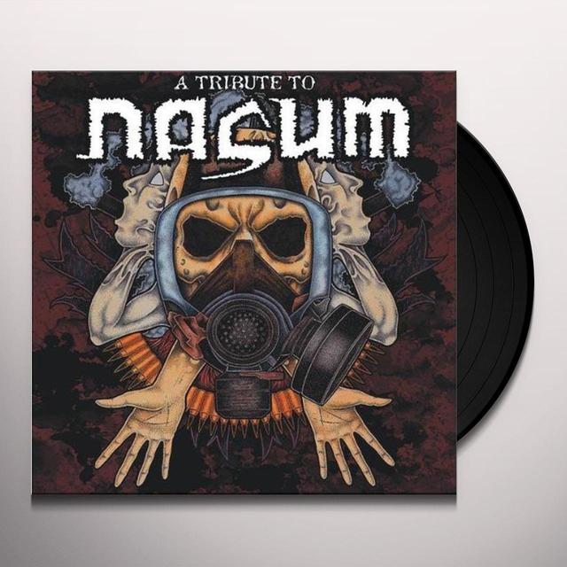 TRIBUTE TO NASUM / VARIOUS Vinyl Record