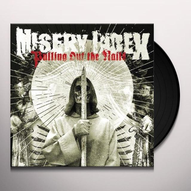 Misery Index PULLING THE NAILS Vinyl Record