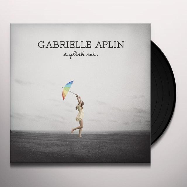 Gabrielle Aplin ENGLISH RAIN Vinyl Record