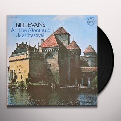 Bill Evans AT THE MONTREUX JAZZ FESTIVAL Vinyl Record - Limited Edition, 180 Gram Pressing, Japan Import