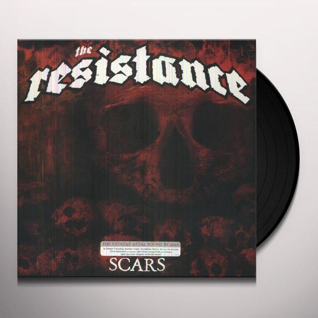 Resistance SCARS Vinyl Record