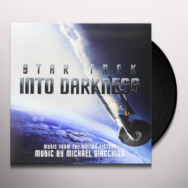 STAR TREK INTO DARKNESS / O.S.T. Vinyl Record