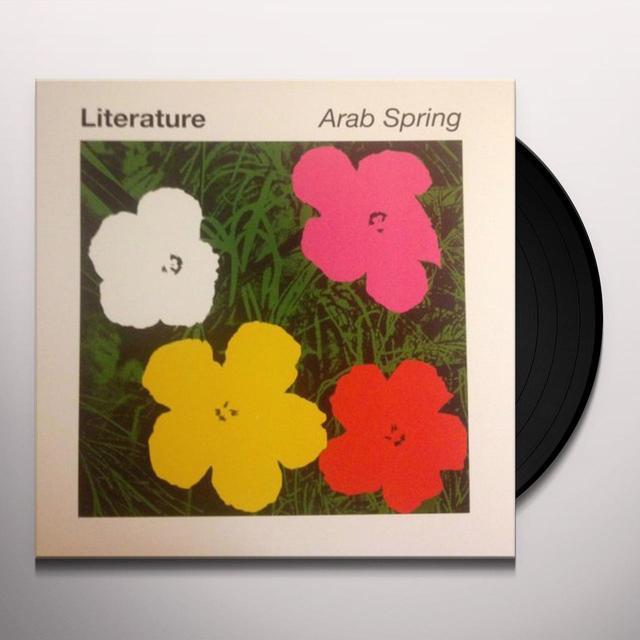 Literature ARAB SPRING Vinyl Record