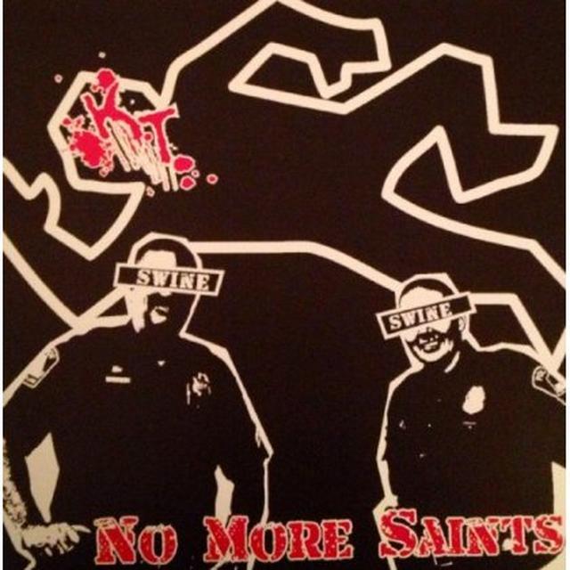 No More Saints PACIFIST Vinyl Record