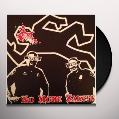 No More Saints PACIFIST Vinyl Record