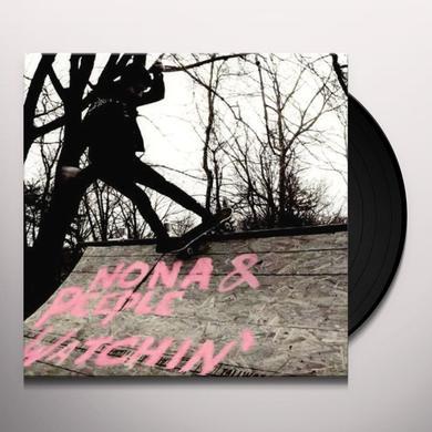 Nona PEEPLE WATCHIN Vinyl Record