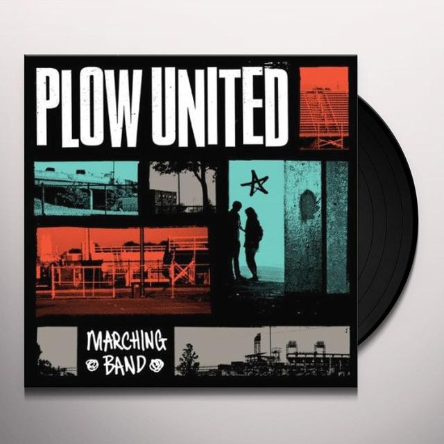 Plow United MARCHING BAND Vinyl Record