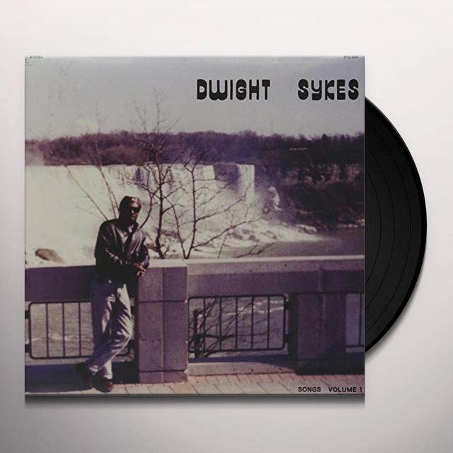 Dwight Sykes SONGS 1 Vinyl Record