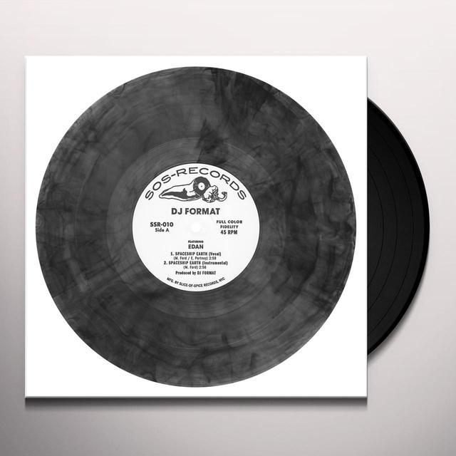 Dj Format SPACESHIP EARTH / TERROR Vinyl Record