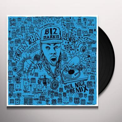 Paul / Biz Markie Nice TURN DA PARTY OUT (REMIX) Vinyl Record