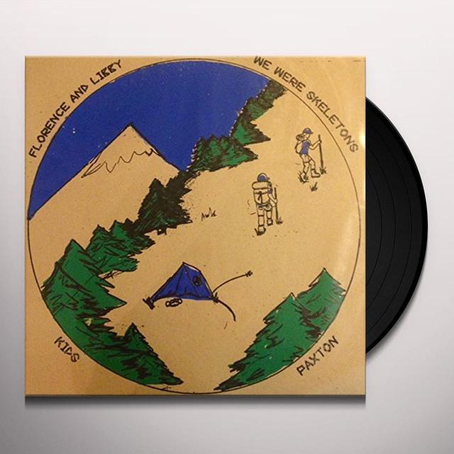 4-WAY SPLIT / VARIOUS Vinyl Record