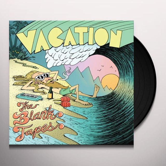 Blank Tapes VACATION Vinyl Record