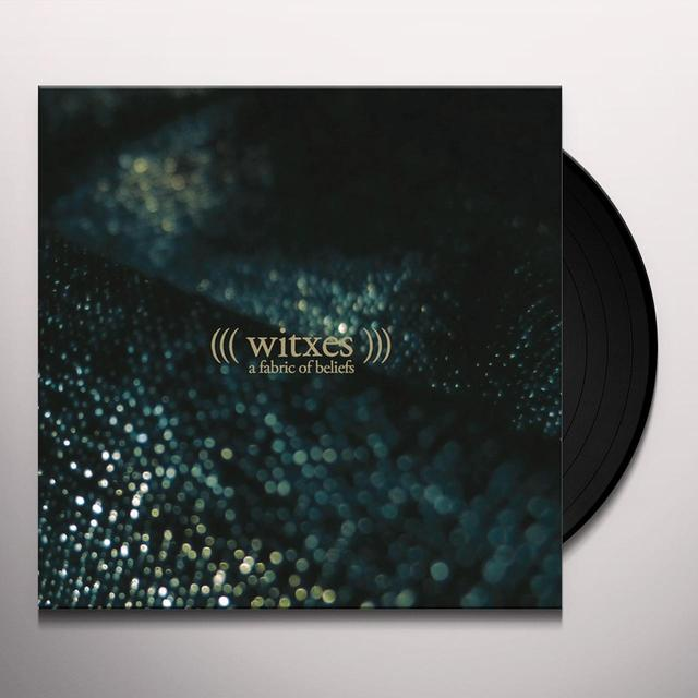 Witxes FABRIC OF BELIEFS Vinyl Record