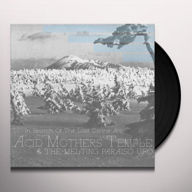 Acid Mothers Temple & The Melting Paraiso U.F.O. IN SEARCH OF THE LOST DIVINE ARC Vinyl Record