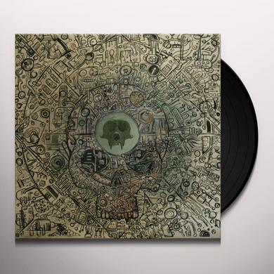 Ape Machine MANGLED BY THE MACHINE Vinyl Record