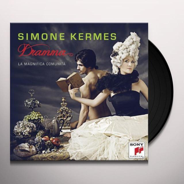 Simone Kermes DRAMMA: LA MAGNIFICA COMUNITA Vinyl Record