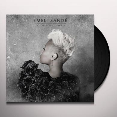 Emeli Sande OUR VERSION OF EVENTS Vinyl Record