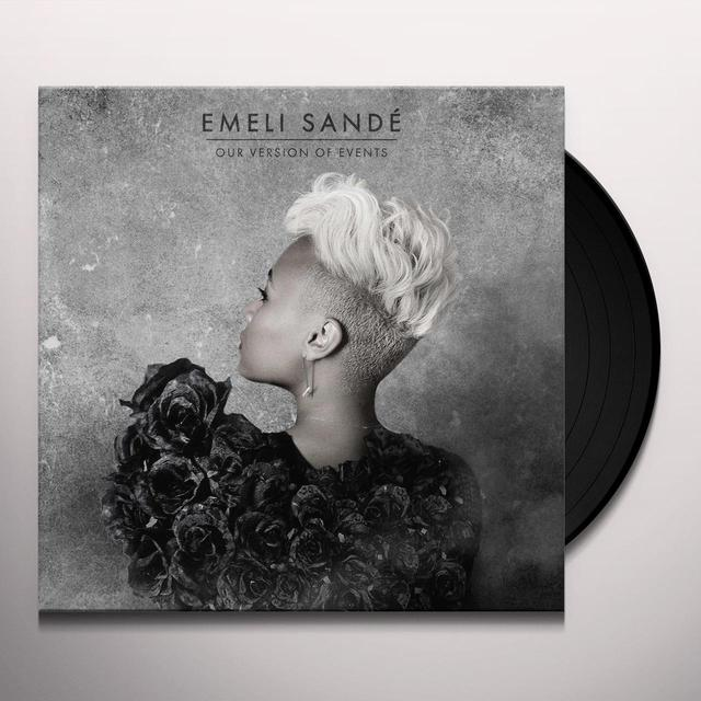 Emeli Sande OUR VERSION OF EVENTS Vinyl Record