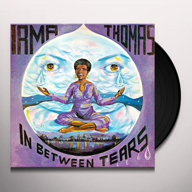 Irma Thomas IN BETWEEN TEARS Vinyl Record