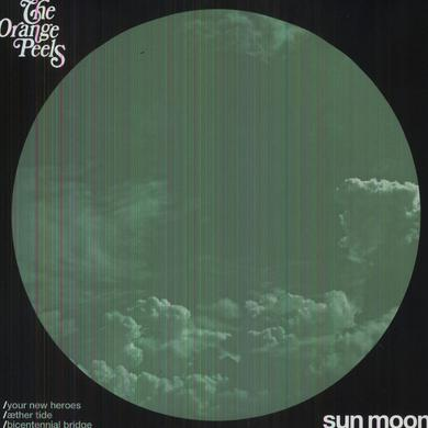 The Orange Peels SUN MOON Vinyl Record