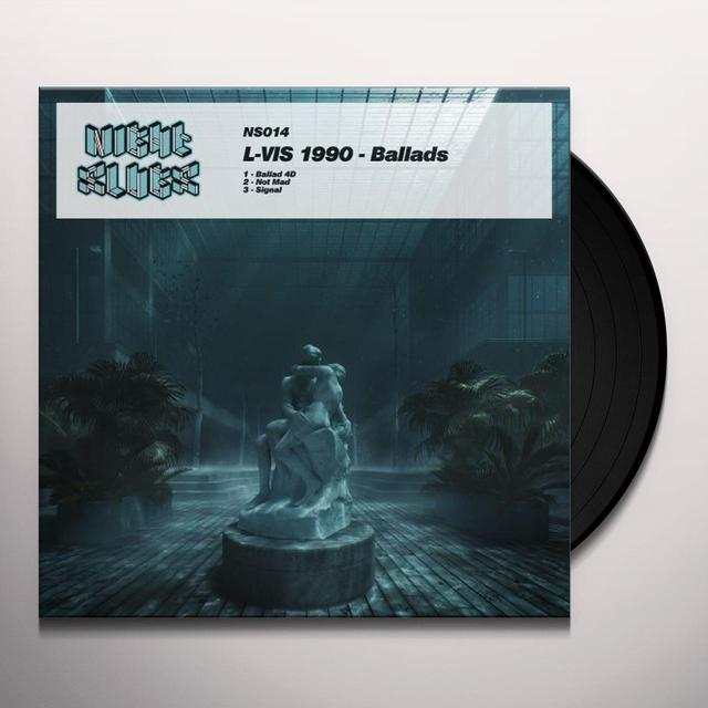 L-Vis 1990 BALLADS (EP) Vinyl Record