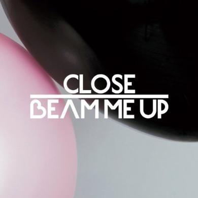Close BEAM ME UP Vinyl Record