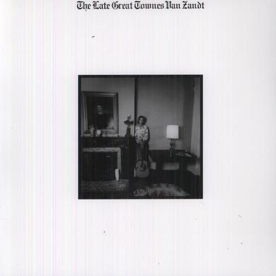 LATE GREAT TOWNES VAN ZANDT Vinyl Record