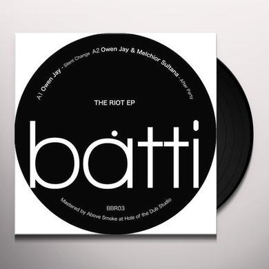 RIOT / VARIOUS Vinyl Record
