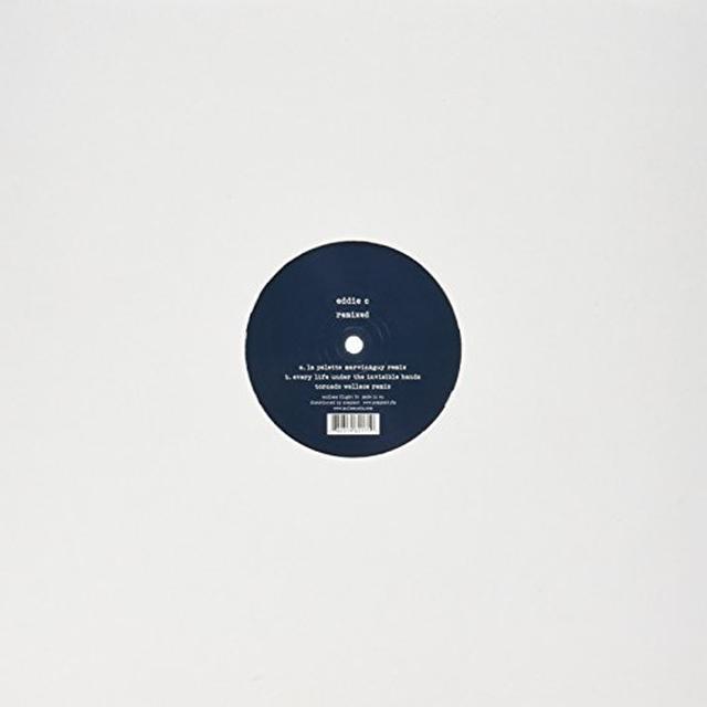 Eddie C REMIXED Vinyl Record